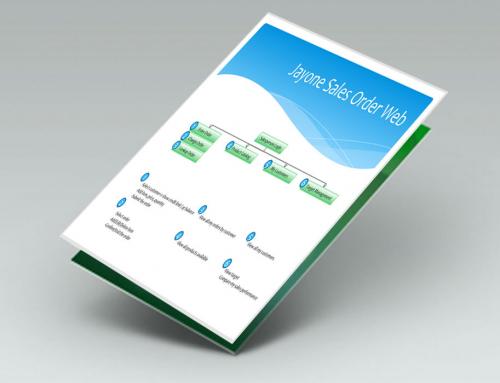 Jayone Web Sales Order System